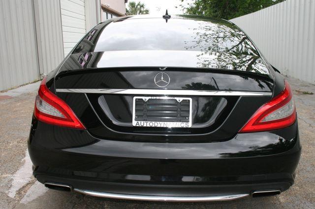 2012 Mercedes-Benz CLS 550 Houston, Texas 3