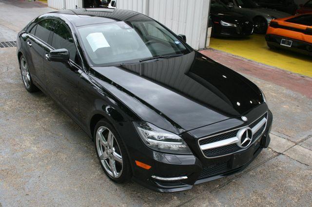 2012 Mercedes-Benz CLS 550 Houston, Texas 6