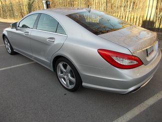 2012 Mercedes-Benz CLS 550 Manchester, NH 6