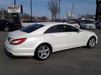 2012 Mercedes-Benz CLS 550   city Virginia  Select Automotive (VA)  in Virginia Beach, Virginia