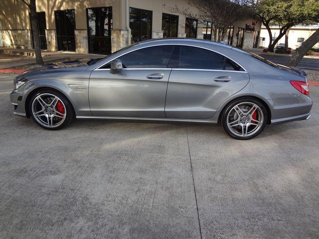 2012 Mercedes-Benz CLS 63 AMG Austin , Texas 1