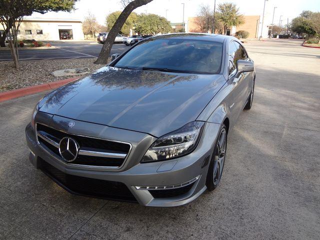 2012 Mercedes-Benz CLS 63 AMG Austin , Texas 11