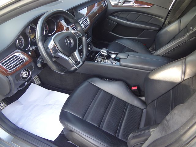 2012 Mercedes-Benz CLS 63 AMG Austin , Texas 16