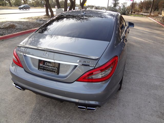 2012 Mercedes-Benz CLS 63 AMG Austin , Texas 5