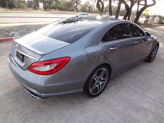 2012 Mercedes-Benz CLS 63 AMG Austin , Texas 6