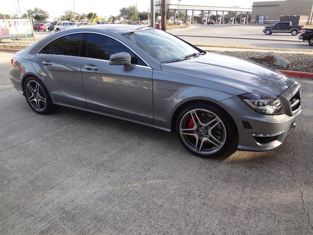 2012 Mercedes-Benz CLS 63 AMG Austin , Texas 8