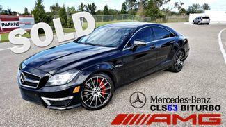 2012 Mercedes Benz CLS 63  550hp AMG BITURBO | Palmetto, FL | EA Motorsports in Palmetto FL