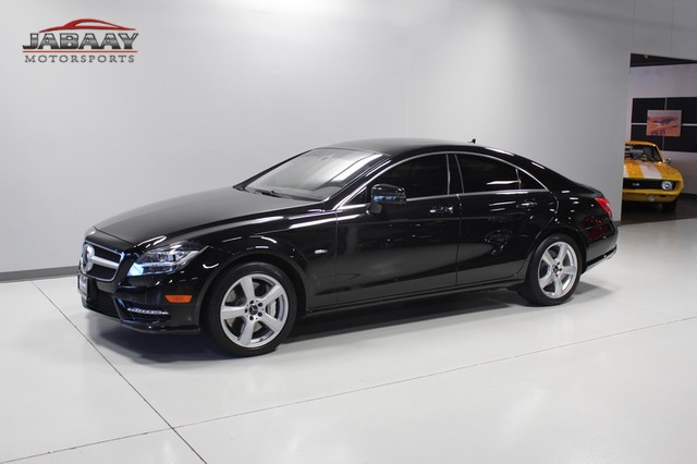 2012 Mercedes-Benz CLS550 4 Matic Merrillville, Indiana 36