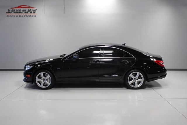 2012 Mercedes-Benz CLS550 4 Matic Merrillville, Indiana 38