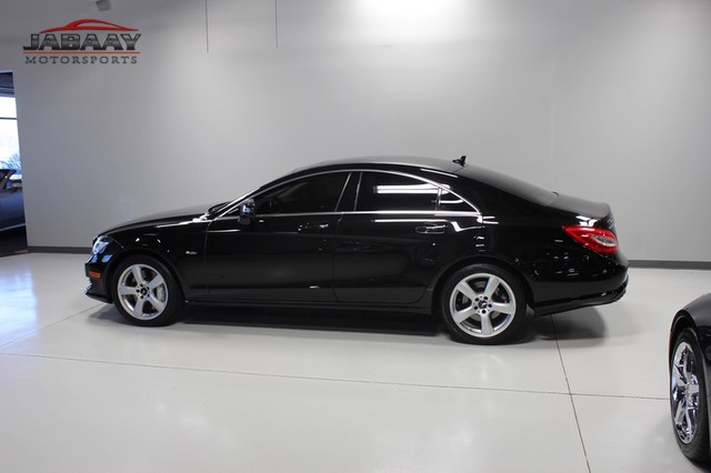 2012 Mercedes-Benz CLS550 4 Matic Merrillville, Indiana 39