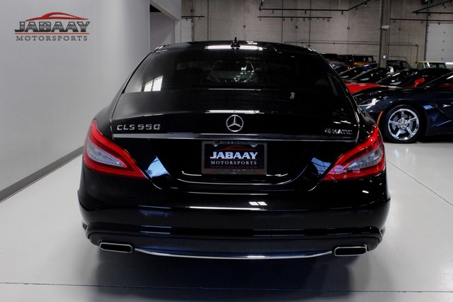 2012 Mercedes-Benz CLS550 4 Matic Merrillville, Indiana 3
