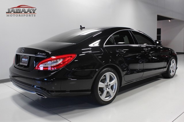 2012 Mercedes-Benz CLS550 4 Matic Merrillville, Indiana 4