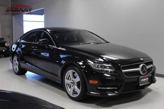 2012 Mercedes-Benz CLS550 4 Matic Merrillville, Indiana 6
