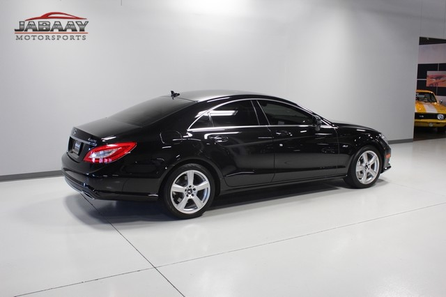 2012 Mercedes-Benz CLS550 4 Matic Merrillville, Indiana 42