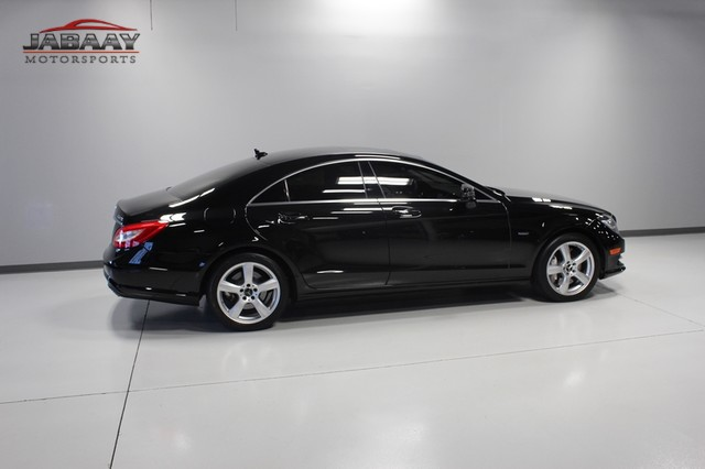 2012 Mercedes-Benz CLS550 4 Matic Merrillville, Indiana 43