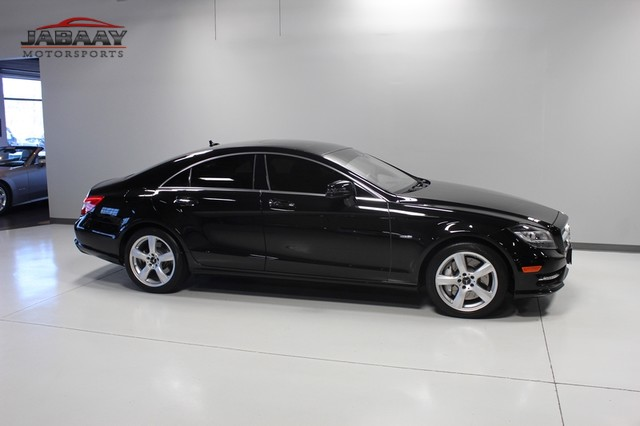 2012 Mercedes-Benz CLS550 4 Matic Merrillville, Indiana 45