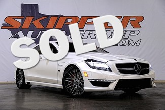 2012 Mercedes-Benz CLS63 in Farmers Branch TX