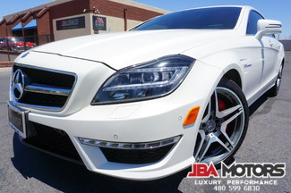 2012 Mercedes-Benz CLS63 AMG CLS Class 63 AMG Performance Pkg | MESA, AZ | JBA MOTORS in Mesa AZ