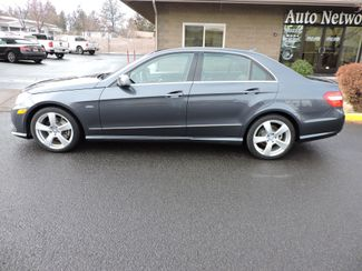 2012 Mercedes-Benz E 350 4MATIC LOW MILES! Luxury Bend, Oregon 1