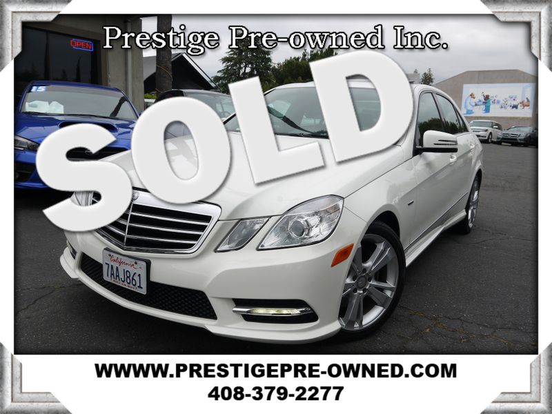 2012 Mercedes-Benz E 350 Luxury ((**NAVI/BACK UP CAM**))  in Campbell CA