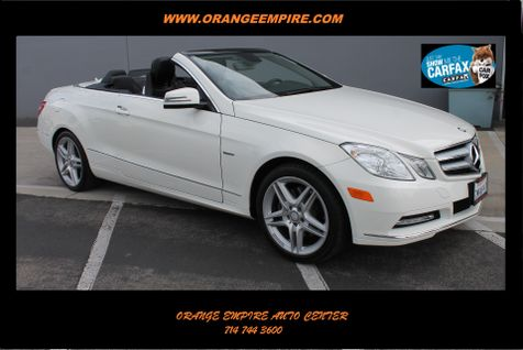 2012 Mercedes-Benz E 350  in Orange, CA