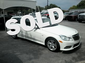 2012 Mercedes-Benz E 350 Luxury San Antonio, Texas