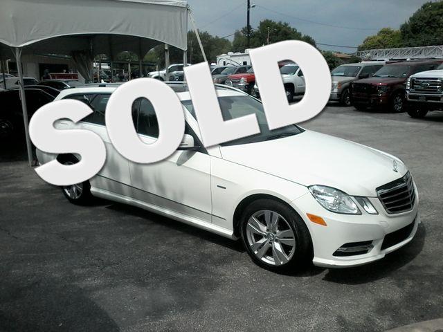 2012 Mercedes-Benz E 350 Luxury San Antonio, Texas 0