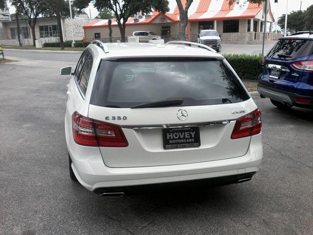 2012 Mercedes-Benz E 350 Luxury San Antonio, Texas 9
