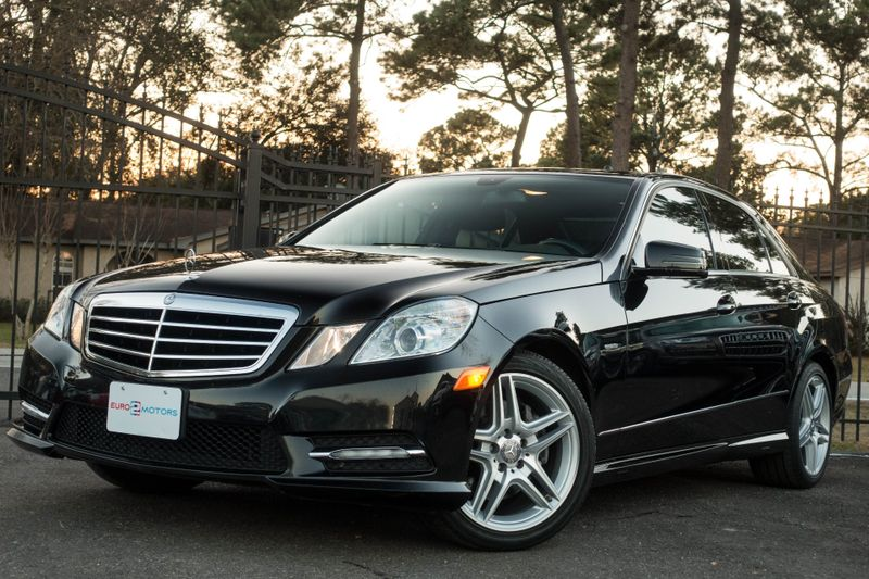2012 Mercedes-Benz E 350 Luxury   Texas  EURO 2 MOTORS  in , Texas