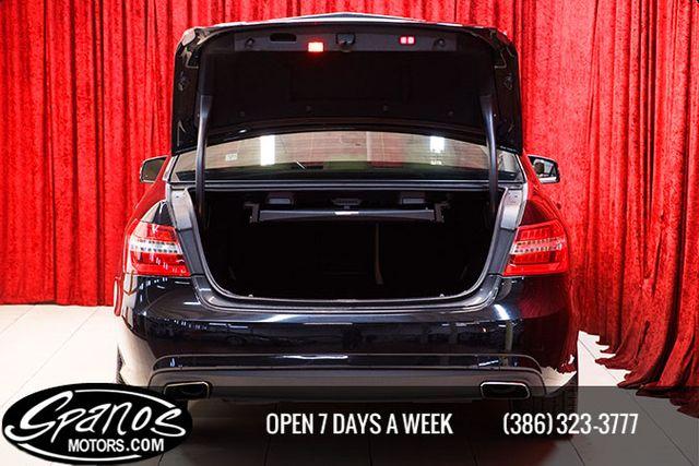 2012 Mercedes-Benz E 550 Sport Daytona Beach, FL 50