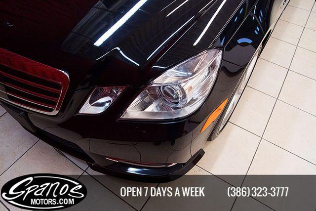 2012 Mercedes-Benz E 550 Sport Daytona Beach, FL 9