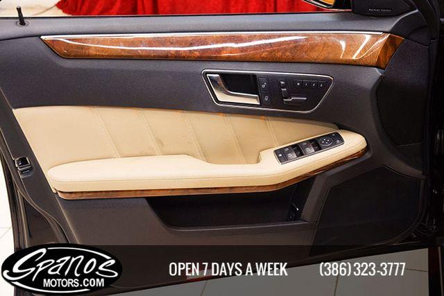 2012 Mercedes-Benz E 550 Sport Daytona Beach, FL 19