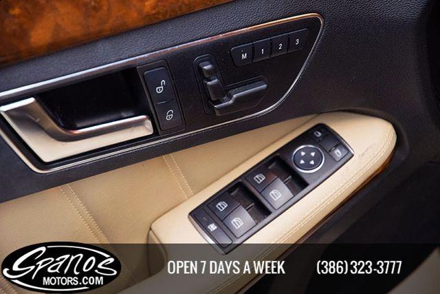 2012 Mercedes-Benz E 550 Sport Daytona Beach, FL 20