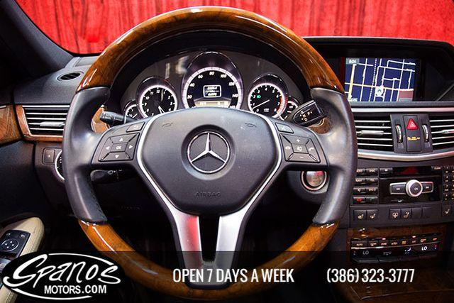 2012 Mercedes-Benz E 550 Sport Daytona Beach, FL 24