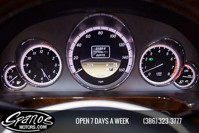 2012 Mercedes-Benz E 550 Sport Daytona Beach, FL 27