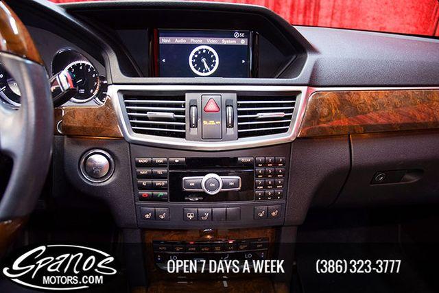 2012 Mercedes-Benz E 550 Sport Daytona Beach, FL 29