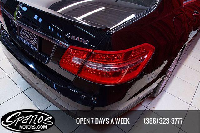 2012 Mercedes-Benz E 550 Sport Daytona Beach, FL 17