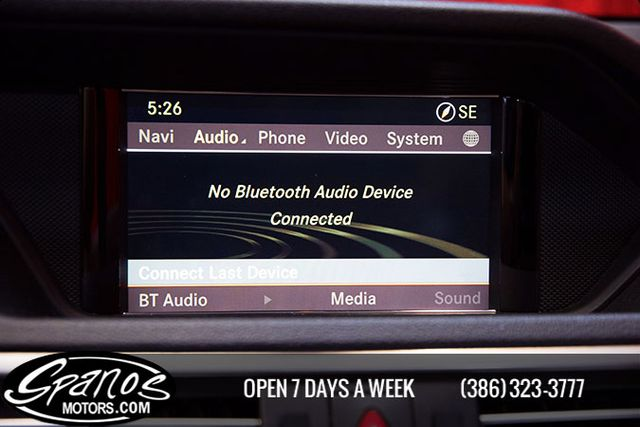 2012 Mercedes-Benz E 550 Sport Daytona Beach, FL 35