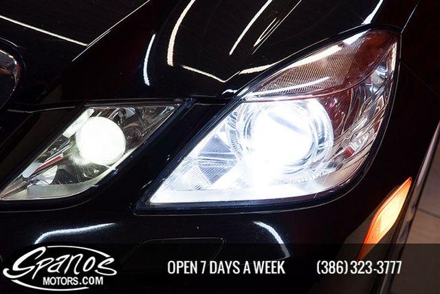 2012 Mercedes-Benz E 550 Sport Daytona Beach, FL 11