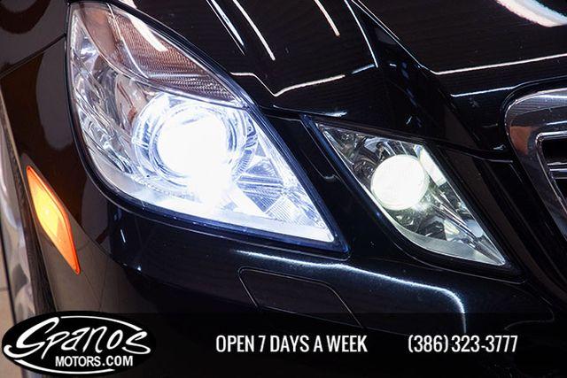 2012 Mercedes-Benz E 550 Sport Daytona Beach, FL 12