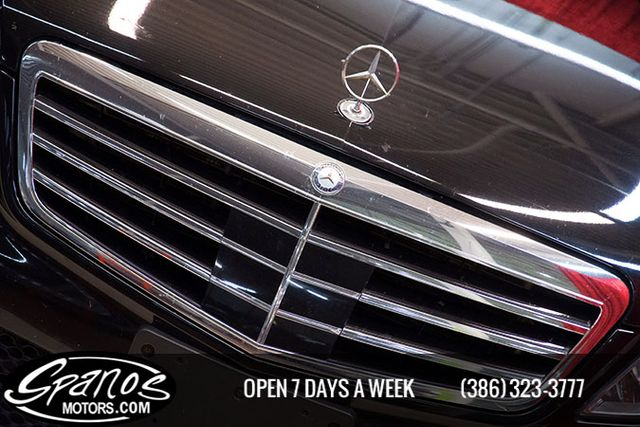 2012 Mercedes-Benz E 550 Sport Daytona Beach, FL 8