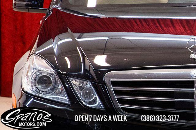 2012 Mercedes-Benz E 550 Sport Daytona Beach, FL 6