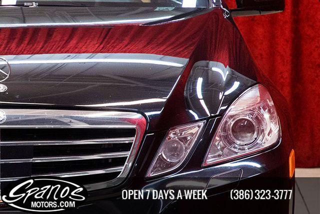2012 Mercedes-Benz E 550 Sport Daytona Beach, FL 7