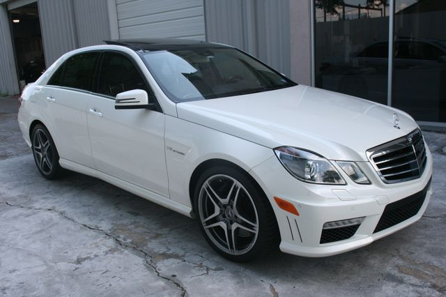 2012 Mercedes-Benz E 63 AMG Houston, Texas 1