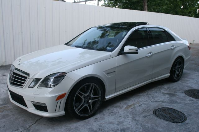 2012 Mercedes-Benz E 63 AMG Houston, Texas 2