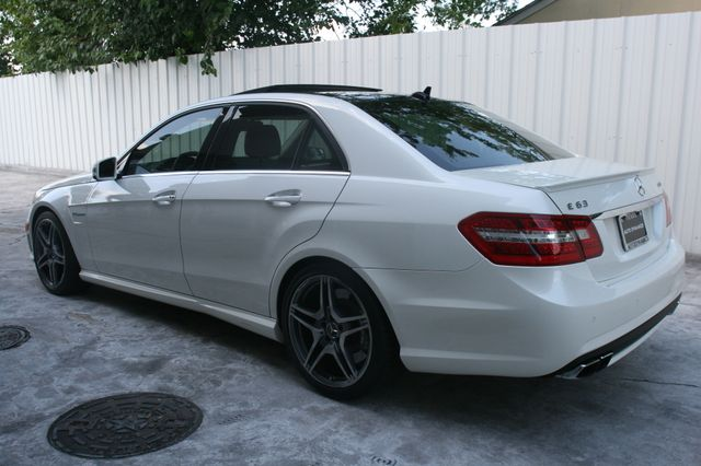 2012 Mercedes-Benz E 63 AMG Houston, Texas 3