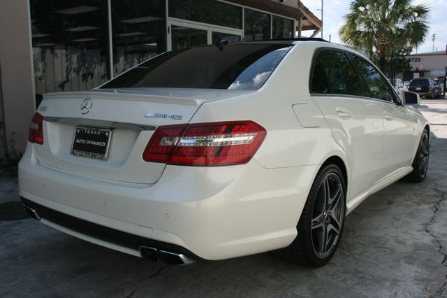 2012 Mercedes-Benz E 63 AMG Houston, Texas 5