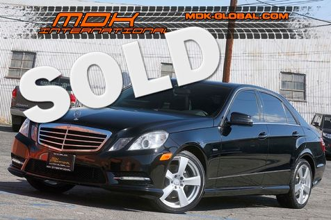 2012 Mercedes-Benz E350 Sport - Navigation - Heated seats in Los Angeles