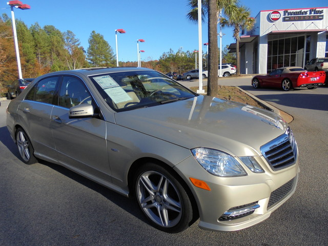 2012 Mercedes E350 Luxury DISCLOSURE Internet pricing is subject to change daily It is a BUY-OUT