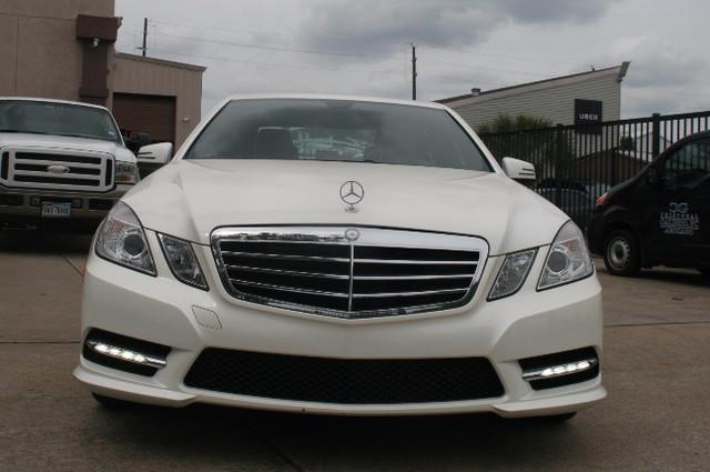 2012 Mercedes-Benz E350 Luxury Houston, Texas 1